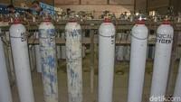 Polres Tangerang Tangkap Penimbun Obat COVID dan Tabung Oksigen