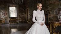 Digelar 4 Hari, Pernikahan Lady Kitty Spencer Habiskan Dana Rp 20 Miliar