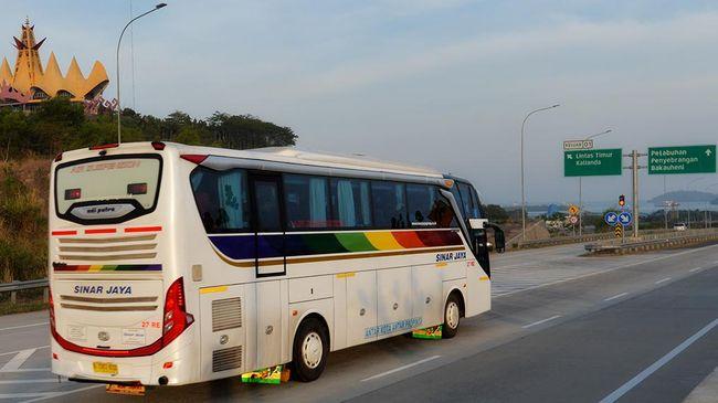 Mengenal PO Sinar Jaya yang Punya Julukan Bus 'Sejuta Umat'
