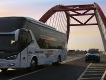 Potret PO Sinar Jaya yang Berjuluk Bus Sejuta Umat