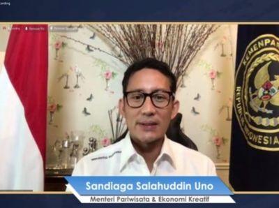 Sandiaga: Muthawif Bisa Kembangkan Wisata Religi di Indonesia