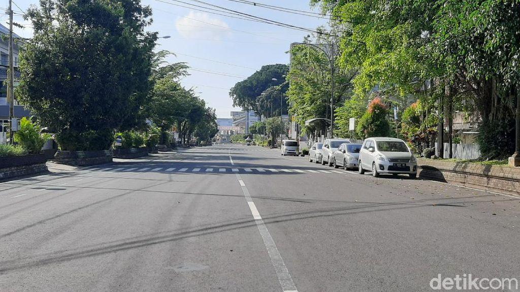Tetap PPKM Level 4, Banyumas Ubah Pola Penyekatan Jalan
