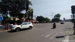 Ditutup Saat PPKM Darurat, Seluruh Jalan di Karanganyar Kini Dibuka