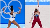 Atlet Senam Jerman Gunakan Jersey yang Lebih Tertutup