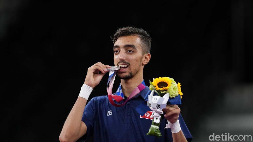 Ini Atlet Tunisia yang Viral Gegara Mirip Bruno Fernandes