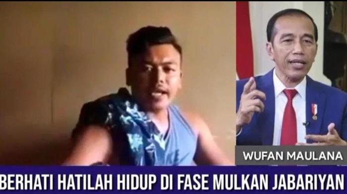 Viral Pria di Malaysia Maki Jokowi-Kaitkan PKI dengan COVID di Aceh (dok. Istimewa)