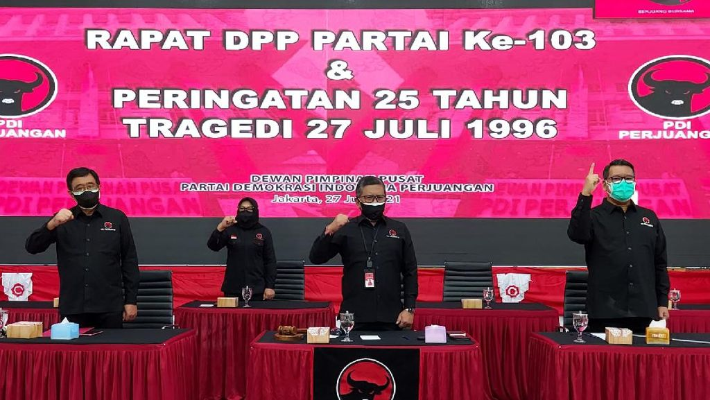 Instruksi Megawati ke Kader PDIP di Tengah Gempuran Pandemi