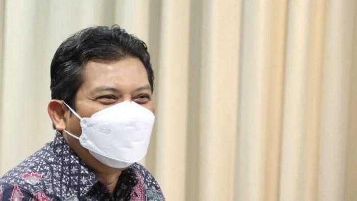 Direktur Utama BPJS Kesehatan, Ali Ghufron Mukti,