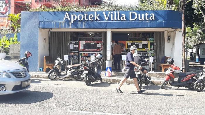 Apotek di Bogor yang sempat disidak Presiden Jokowi