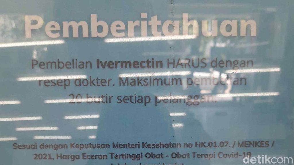 Laris Diburu Warga, Harga Vitamin dan Obat Antivirus di Surabaya Masih Normal