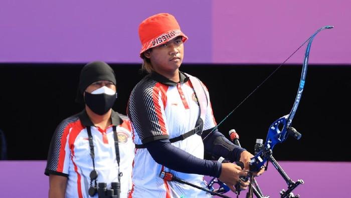 Arif Dwi Pangestu mengungkap alasan terhenti di babak 32 besar panahan putra Olimpiade Tokyo 2020.