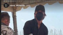 Billy Syahputra Hadir di Pemakaman Ibu Amanda Manopo, Ikut Tabur Bunga