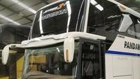Uniknya Bus UHD yang Gabungkan Konsep Double Decker dan High Decker