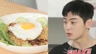 Cha Eun Woo Cicip Indomie Goreng Pertama Kali, Ini Reaksinya