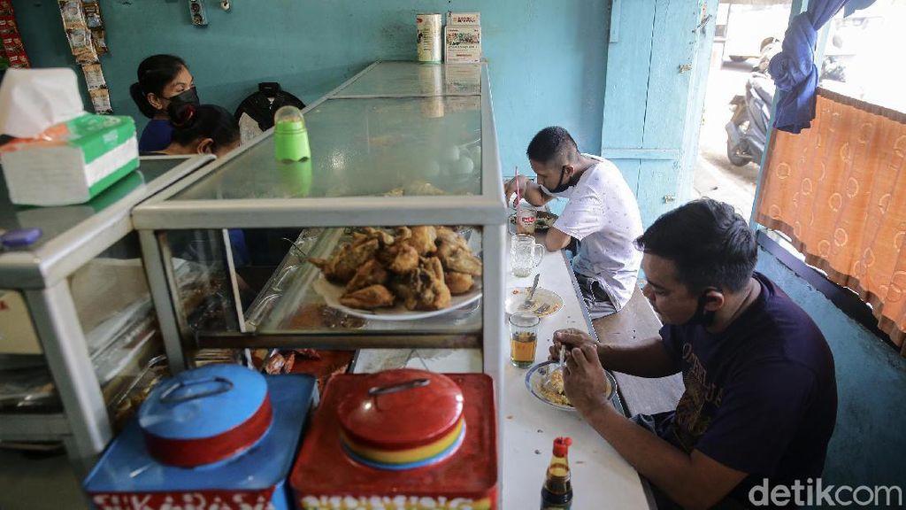 Ancaman Sanksi bagi Pengelola di DKI soal Wajib Vaksin di Tempat Makan