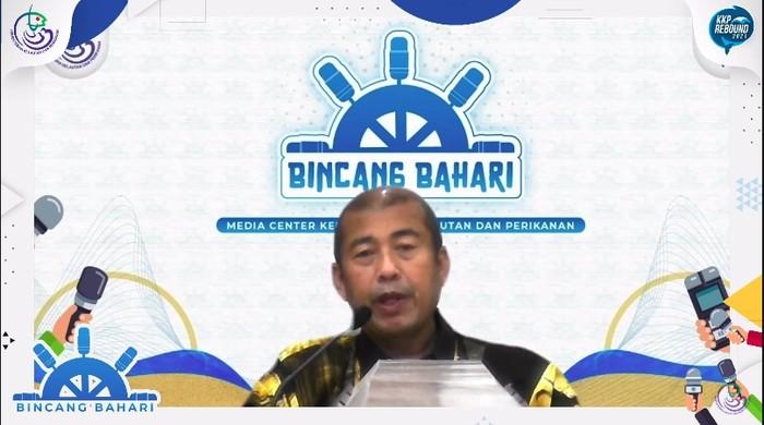 Direktur Jenderal Perikanan Tangkap Muhammad Zaini