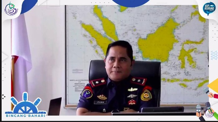 Direktur Pemantauan dan Operasi Armada Ditjen PSDKP, Pung Nugroho Saksono