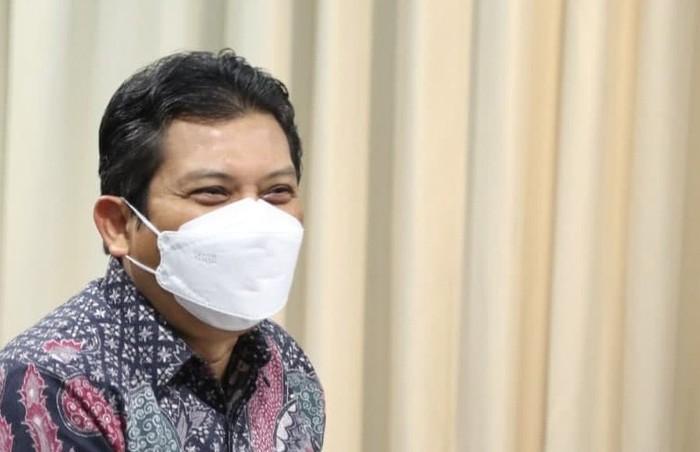 Direktur Utama BPJS Kesehatan, Ali Ghufron Mukti