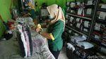 Geliat Usaha Laundry di Tengah PPKM Level 4