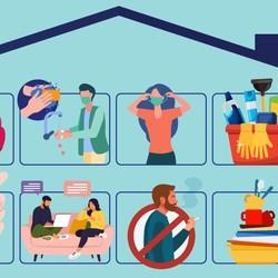 Catat! Ini 8 Panduan Isolasi Mandiri di Rumah