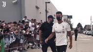 Video: Momen Cristiano Ronaldo Balik ke Juve dan Latihan Lagi