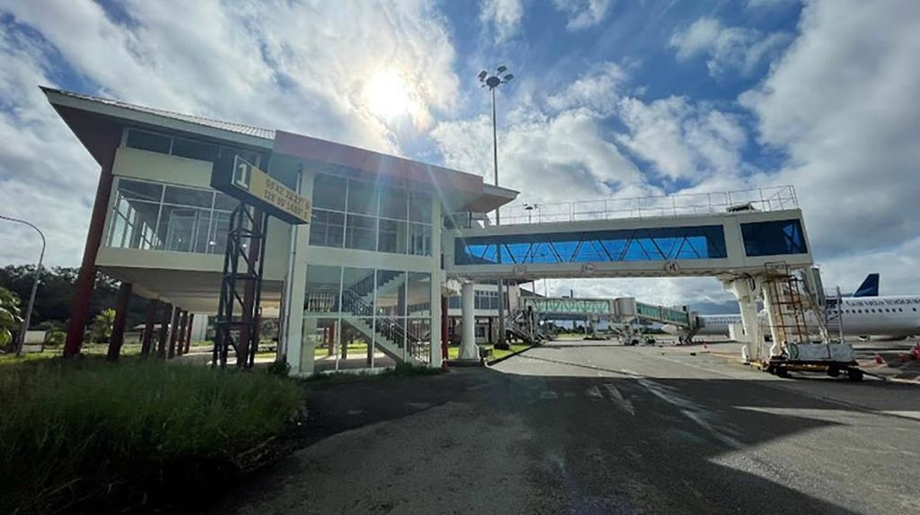 Keren Mentereng, Ini Wajah Baru Bandara Pattimura