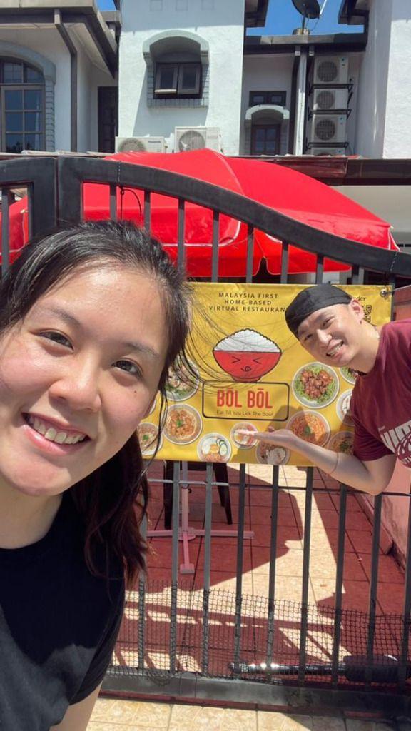 Kisah Sejoli Lulus Kuliah Hadapi Pandemi dengan Jualan Rice Bowl