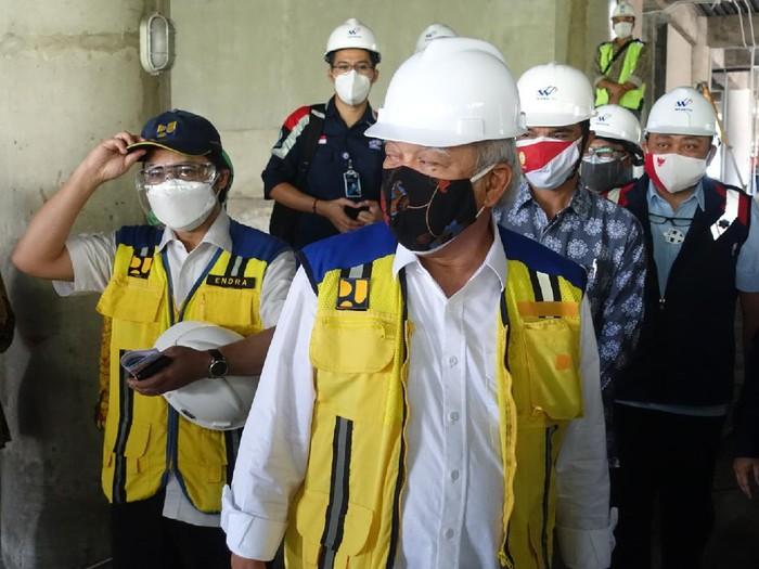 Menteri PUPR tinjau RSUP Dr Sardjito di Sleman