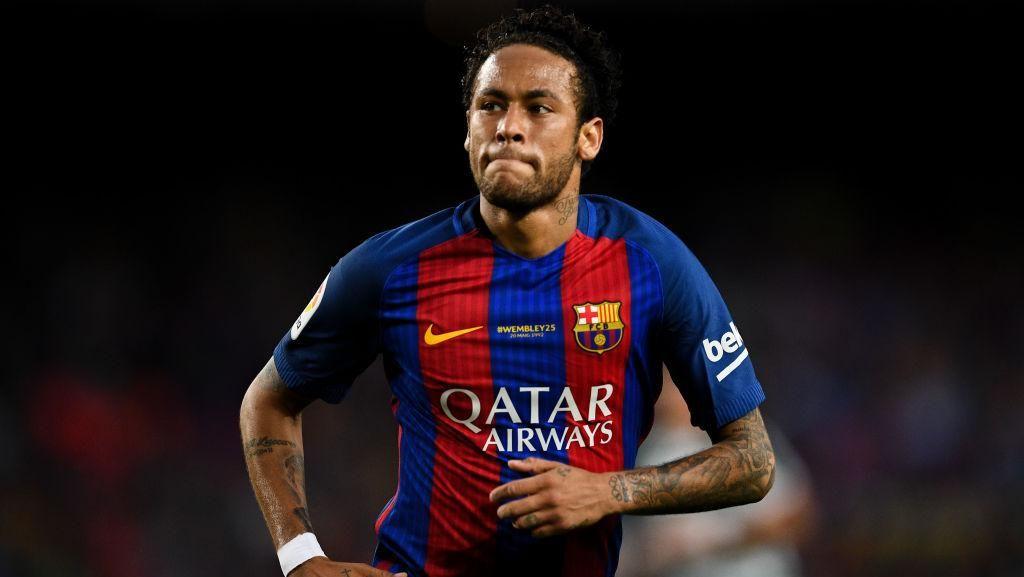 Neymar dan Barcelona Sepakat Berdamai di Luar Pengadilan