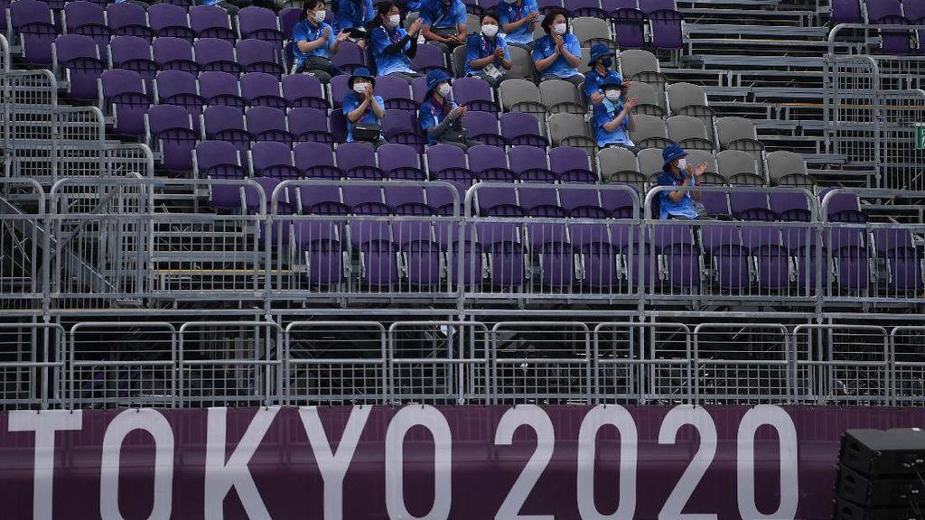 Hampanya Olimpiade Tokyo Tanpa Kehadiran Penonton