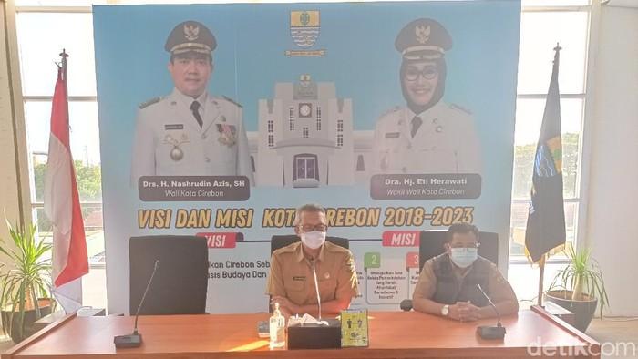 Pemkab Cirebon mempertimbangkan usulan Gedung DPRD jadi tempat isolasi