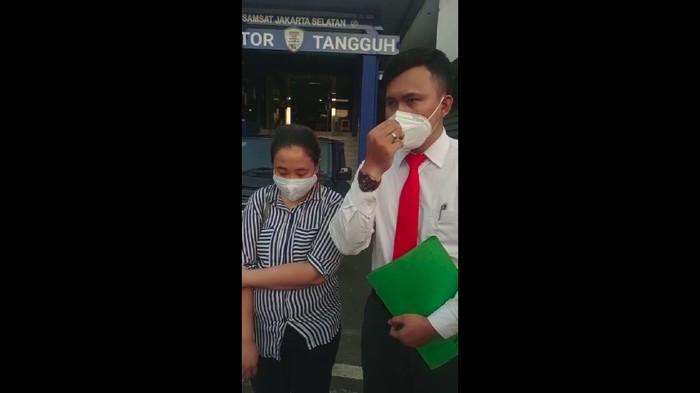 Penghuni apartemen laporkan pria bersenpi ke Polda Metro Jaya (Dok.istimewa)