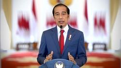 Jokowi: Kita Tak Bisa Lockdown Seperti Negara Lain, Semi Saja Sudah Menjerit
