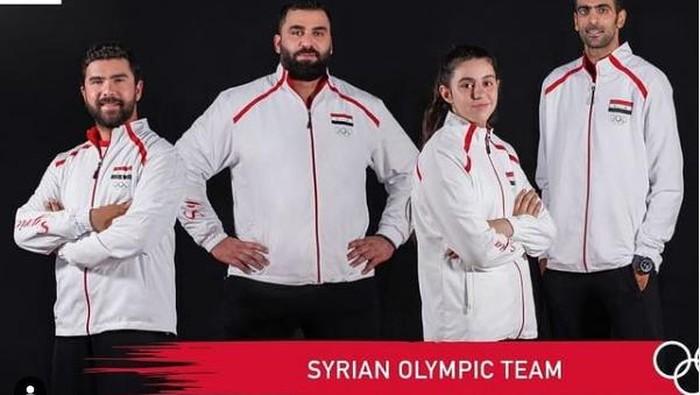 Profil Hend Zaza, Atlet Termuda Olimpiade 2020 yang Ingin Jadi Ahli Farmasi