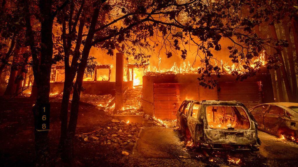 Korban Tewas Kebakaran Hutan di Turki Jadi 4 Orang-Puluhan Desa Dievakuasi