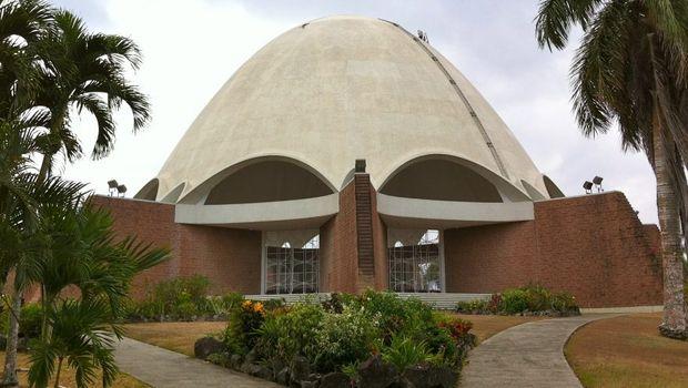 Rumah ibadah umat Baha'i (Dok. Bahai.id)