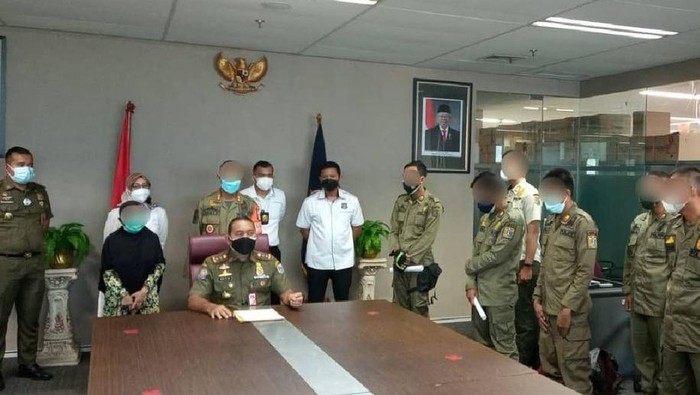 Satpol PP DKI Jakarta