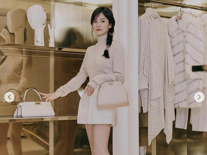 Song Hye Kyo. Foto: Instagram/@kyo1122