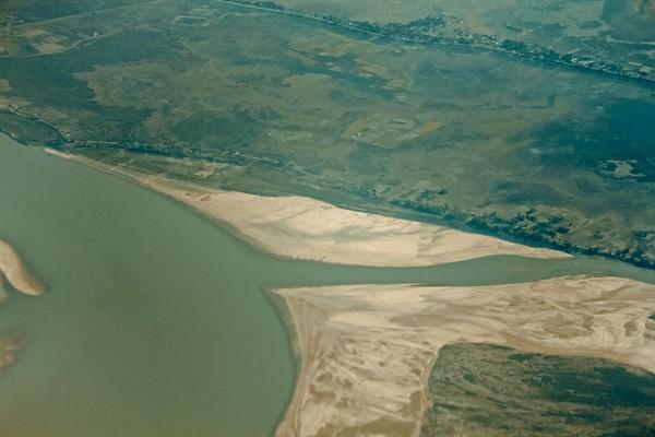 Taman Nasional Sundarban memiliki ratusan pulau dengan luas lebih dari 10.000 km persegi.(Getty Images/iStockphoto)