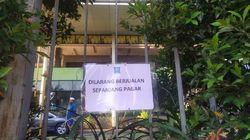 Dicari, Tukang Bakso Layani Pasien COVID di Depan Hotel Akan Dites Swab
