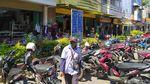 Tutup Selama PPKM, Pertokoan-Pasar Sandang Cianjur Kembali Buka
