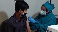 150 Ribu Karyawan Ritel-UMKM di Bandung Jalani Vaksinasi Corona