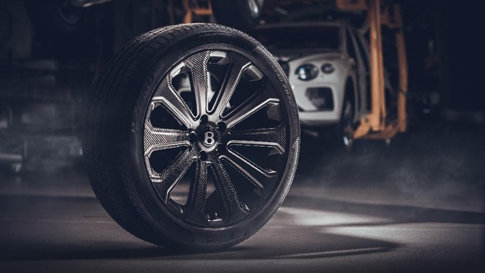 Velg Carbon Bentley Bentayga
