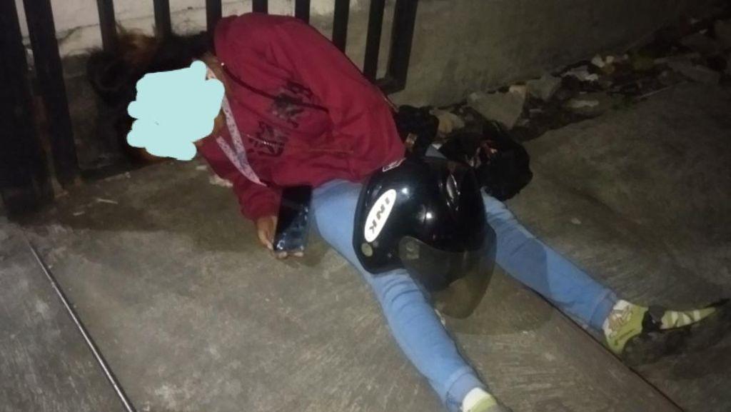 Viral Wanita di Yogya Dibuang di Jalan Karena Mabuk, Ini Temuan Polisi
