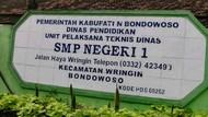 Warga di Bondowoso Tolak Gedung SMP Jadi Tempat Isolasi Pasien COVID-19
