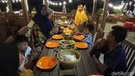 Respons Restoran Seafood di Pangandaran soal Aturan Makan 20 Menit