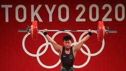 Rahmat Erwin Raih Perunggu Olimpiade Hebohkan Linimasa