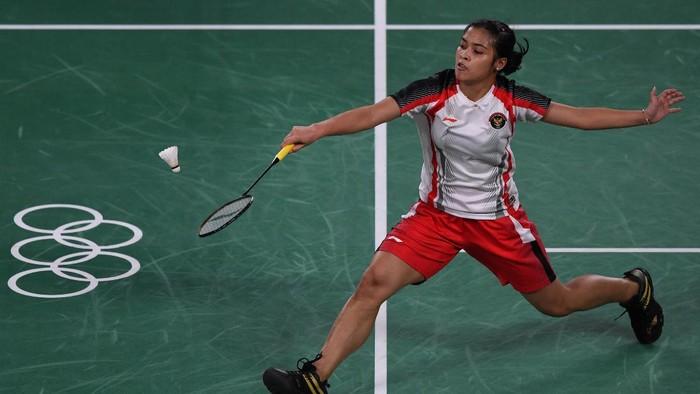Perjuangan wakil Indonesia untuk rebut medali di Olimpiade Tokyo 2020 terus berlanjut. Di cabor bulutangkis, Gregoria Mariska sukses tumbangkan wakil Belgia.