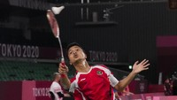 Pesan Taufik Hidayat ke Anthony Ginting Jelang Semifinal Olimpiade 2020