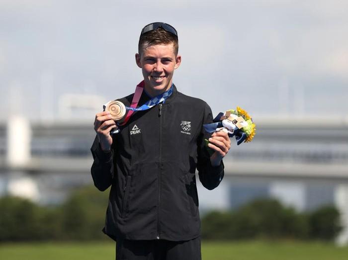 Atlet triathlon Hayden Wilde